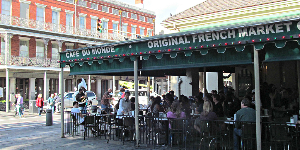 Family Friendly Summer Vacation In The New Orleans French