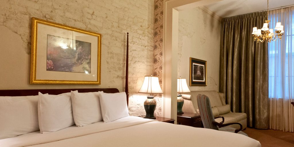 Hotel St. Marie Guest Rooms