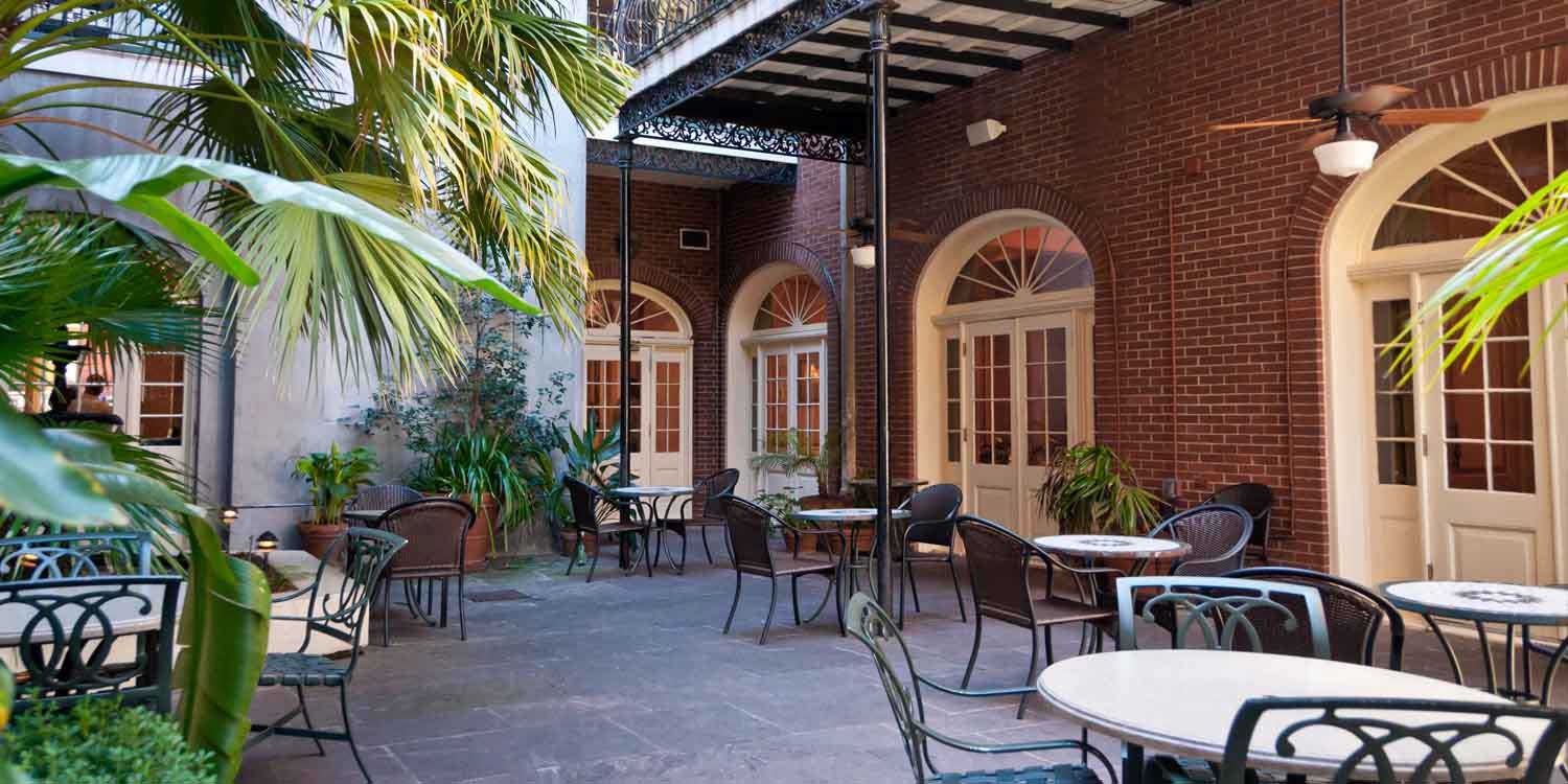 Hotels On St Charles Street New Orleans