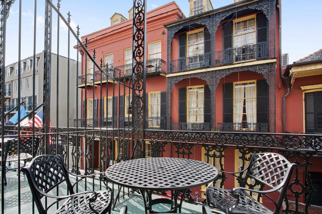 Nouvelle Histoire Orleans Hôtel St Marie